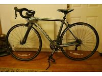 Boardman Road Team Carbon Fi Womens Road bike 20 Speed Carbon Frame
