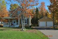 8 Year Old House with dbl Garage on Dover rd, Dieppe