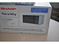 Microwave Oven Sharp R272
