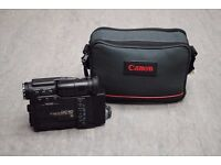 Canon UC10 8mm Video Camcorder Bundle £60