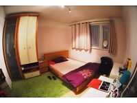 Nice larg double room with own microwave and fridge, fully inclusive, free WiFi