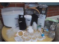 Tommee Tippee Closer to Nature Starter Kit plus extras