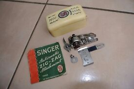 Singer Swiss Automatic ZigZagger 160990