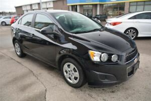2016 Chevrolet Sonic LT/BLUETOOTH/AUX/USB/TRACTION CONTROL/NEW T