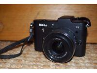 Nikon 1 V1 + 10-30mm kit lens