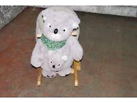 koala rock my baby rocking chair