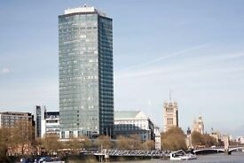 Cost Effective Office Space in LONDON - MILLBANK SW1P from £430 per desk