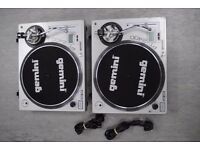 Gemini PT 2400 Pair of Vinyl Deck £250