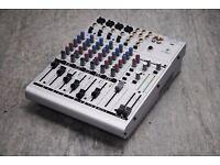 Behringer Eurorack UB1204-PRO Mixer £130