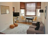 2 Double bedroom, 1st floor period conversion apartment in the heart of Oval, minutes from Station
