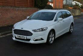 Ford Mondeo Titanium 2016 2,0 TDCi 180PS (177hp)