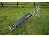 York Body Gym 2003 - Bodyweight Fitness Bench