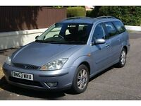 Ford Focus GHIA, DIESEL Estate