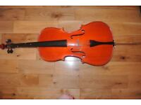 Stentor 1 1/2 Cello