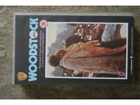 Woodstock VHS