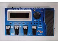 Roland GR-55 Guitar Synthesizer Blue £350