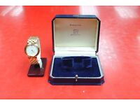 Accurist Premiere Gold Wrist Watch £150