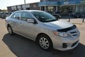2012 Toyota Corolla CE/ENHANCED CONVENIENCE/HEATED SEATS/BLUETOO