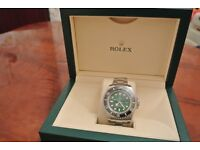 rolex green hulk deepsea new not cartier hublot tag deep sea
