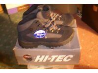 Brand new HI Tech gent's walking boots size 10/44