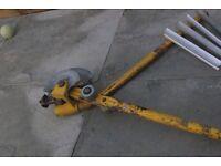 Plumbers Hand pipe bender