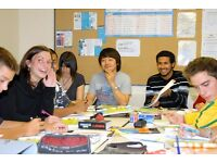 English Language courses in London - high quality classroom teaching from £7 per hour!