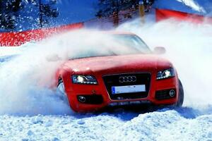 "$999 (TAX-IN) - 17""Audi A4/ A5/ TT Coupe/ Mercedes E Class/ C Class/ VW Passat Winter Packages + Hankook snow tires"