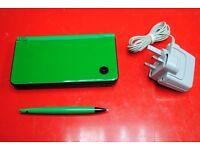 Nintendo DSi XL Green £60