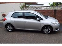 TOYOTA AURIS TR D-4D 1.4 DIESEL 2008 CAR ONLY SORRY NOW SOLD MOT 08/17 BARGAIN AT ONLY £2995