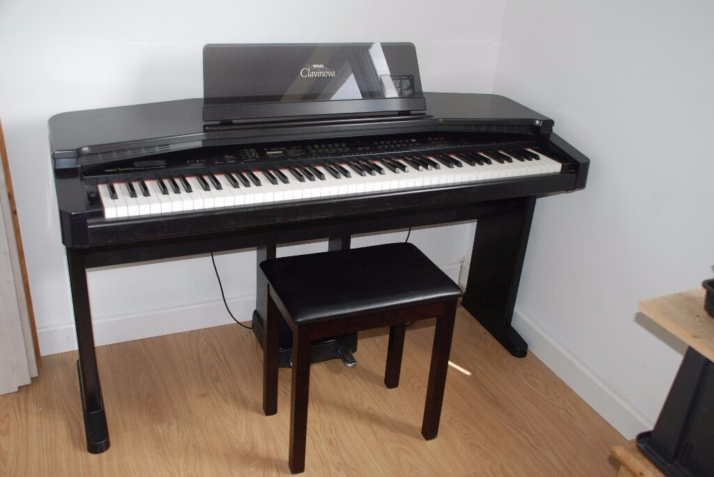 yamaha clavinova cvp 35 electric piano 350 in wrington