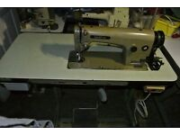 BROTHER Industrial lockstitch sewing machine Model DB2-B716-403 Single Phase
