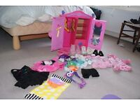 Build a Bear - Soft Toys, Wardrobe and Clothes