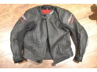 RST Blade Leather Mototrcycle Suite Brand New (Trousers UK 36 + Jacket UK 46)