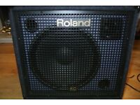 Roland KC 550 flagship 180w 4 channel keyboard amplifier in excellent condition