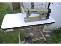 BROTHER Industrial lockstitch sewing machine Model mark II Single Phase,