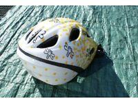 Kids bike helmet size 46-53cm