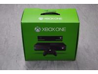 Xbox One 500GB Black Boxed with Kinect £220
