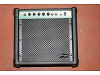 Stagg 20 BA UK 20W Bass Guitar Amplifier