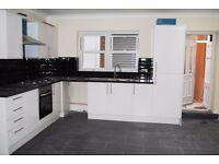 Newly refurbished spacious 1 bedroom flat with private patio in London Field