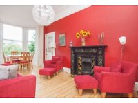 Large, vibrant, 2 bedroom 1st floor flat with striking décor located in Trinity - available soon!