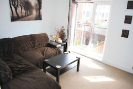 3 bed, 3 bathrm, South facing Garden, Garage, Driveway, 25 min walk to town (Fully Furnished)