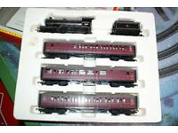 hornby limited edition train pack