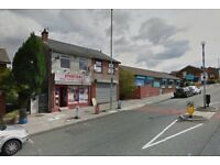 Freehold Retail Business Shop Property For Sale - Tenanted Apartment Upstairs - Large Land