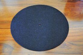 Rega Wool Felt Turntable mat