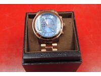 Michael Kors MK5358 Rose Gold Hunter Watch £145