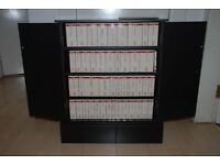 Philips Complete Mozart Edition & limited edition cabinet 180CDs over 45 volumes Excellent condition