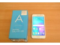 Samsung Galaxy A3 unlocked any network ***good condition***100% original phone not refurbished***