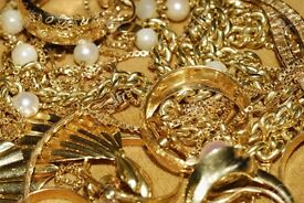 Wanted *YOUR UNWANTED OR BROKEN GOLD JEWELLERY WILL CALL TO YOU*