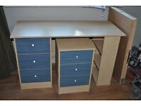 Desk / bed side cabinet