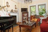 Luxury 4 bedroom apartment in Montreal!